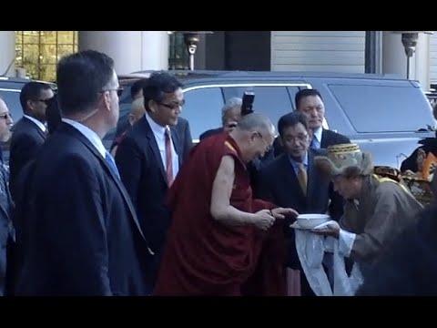 Minnesota Tibetans Welcome Dalai Lama to Alabama
