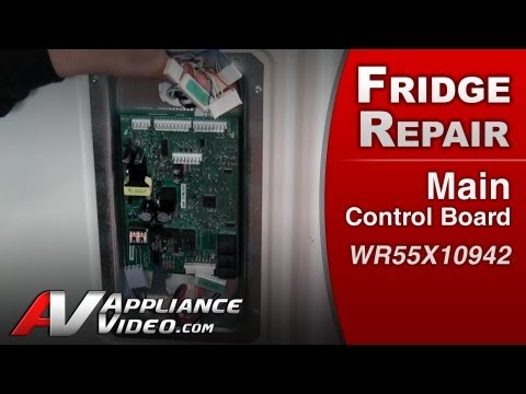 Main Control Board - Refrigerator Repair (GE # WR55X10942 Replacement Part)