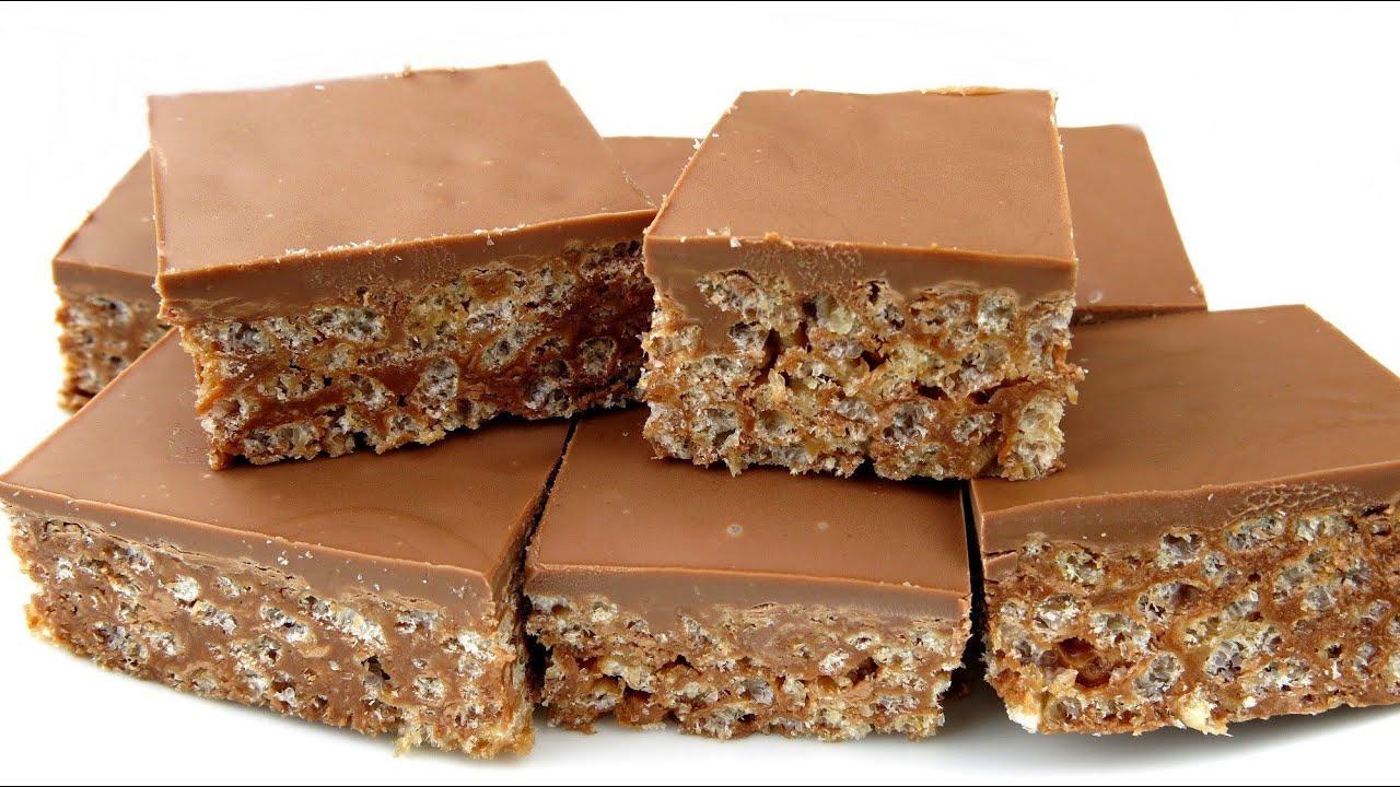 Best Mars Bar Crispy Cakes