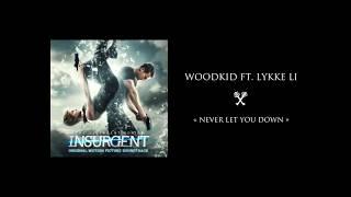 "WOODKID ft. LYKKE LI ""Never Let You Down"""