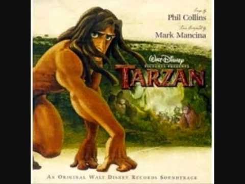 TARZAN - Track 01 Two Worlds
