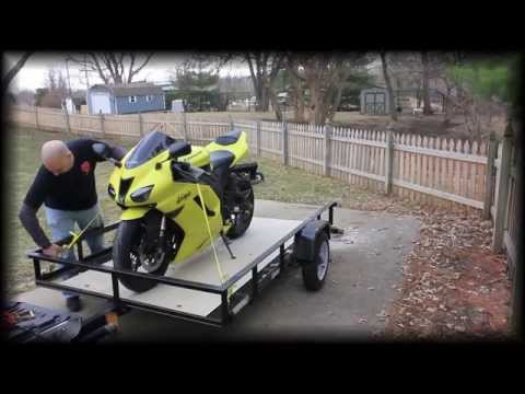 Full Overview for LuckyBike Ratchet Strap Motorcycle & ATV Tie Down