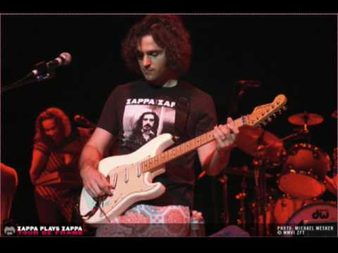 Frank Zappa - Wind up Workin in The Gas Station