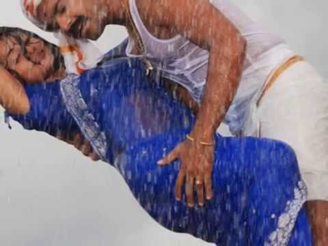 Sneha Chimbu Boob Press & Ass Press In Wet Saree video