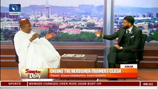 New Technology, Solution To Farmers/Herdsmen Clashes, Inventor Assures Pt.1