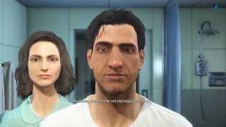 Fallout 4: Full Game Story Walkthrough No Skips(PS4/1080p)