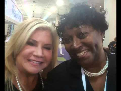 Memphis Cook Convention Center -- CAROLYN MALONEY part 3