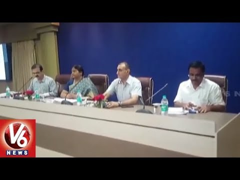 Civil Supplies Commissioner Akun Sabharwal Holds Review Meet On Ration Dealers Strike | V6 News