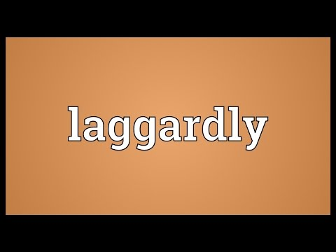 Header of laggardly