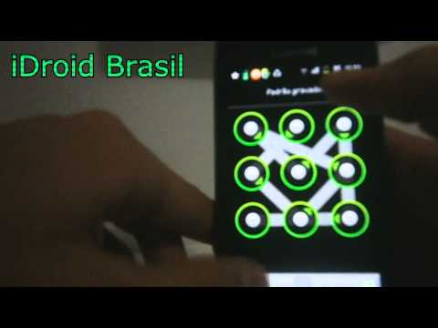 iDroid Brasil-- Como Colocar senha Tipo Bolinhas no Android e 6 Senhas legais para Seu Aparelho!