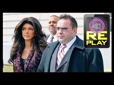 Teresa and Joe Giudice Prepare for Court -- Wonderwall Replay for Sep. 19, 2014