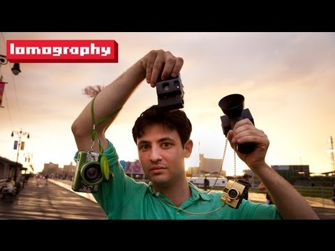Lomography and the 10 Golden Rules - Retro Camera Review - Episode 13