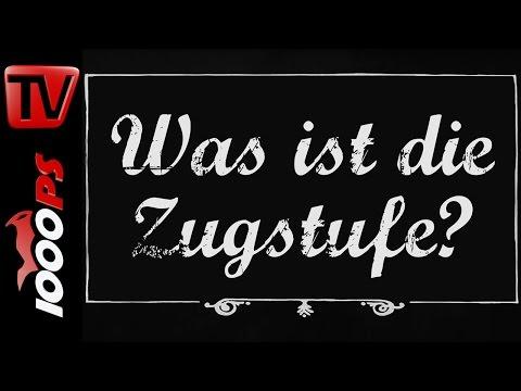 Was ist die Zugstufe? - Motorrad Lexikon