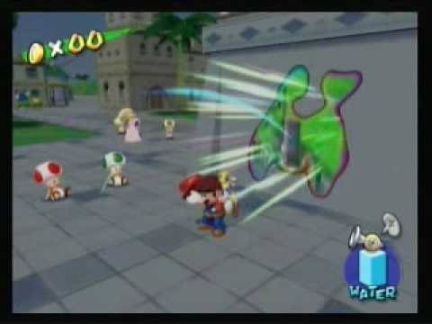 Let's Play Super Mario Sunshine, Pt. 2: Let's Clean Up This Mess!