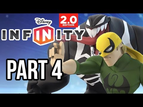 Disney Infinity 2.0 Gameplay Walkthrough - Spider-Man Playset - Part 4!! (Marvel PS4 1080p HD)