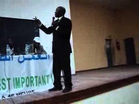 JIV decembre 2011 Universite de Nouakchott