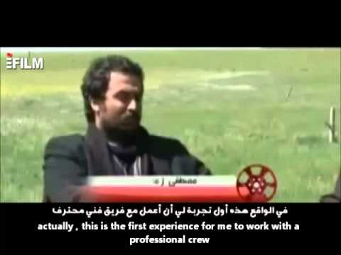 Mustafa Zamani berlin -7 Filmindəki Rolundan Bəhs Edir video