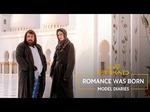 Discover Paris and Abu Dhabi with fashion designers Romance Was Born