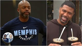 Nick Van Exel discovering iced coffee has Jalen Rose confused | Jalen & Jacoby