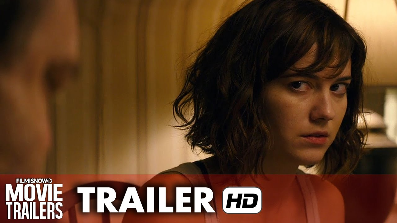 10 CLOVERFIELD LANE ft. Mary Elizabeth Winstead Trailer #1 - Thriller [HD]