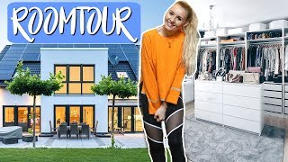 WOW! Mein fast perfektes HAUS! UPDATED ROOMTOUR - Drehzimmer & Ankleidezimmer I GIULIA GROTH