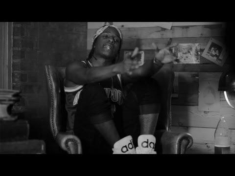 Behind The Scenes: ASAP Mob (Feat. Flatbush Zombies) - Bath Salts