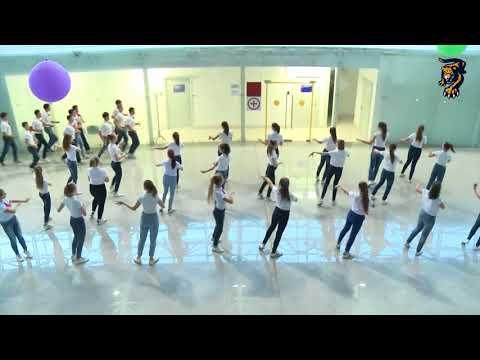 """""""Танцуй, школа!"""": МОБУ СОШ № 18"""
