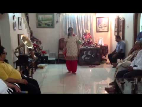 Ganapati2014. Madhura Dance Navri Ali