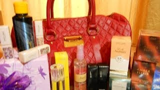UNBOXING  ORIFLAME C4 -2014
