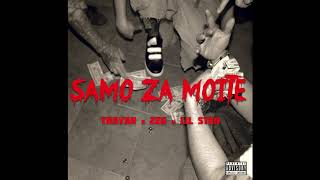 TraYan x 22 G x Lil Sten - SAMO ZA MOITE [ Official Audio ] Prod. By TheBeatCartel