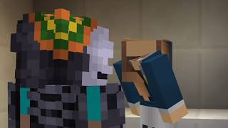 Left Behind FNAF Sister Location Minecraft MUSIC VIDEO (OLD)