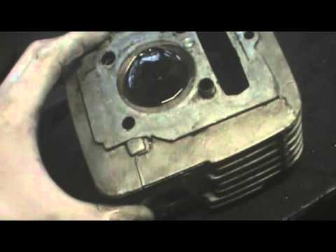 Honda Crf 100 >> How to diagnosis and rebuild a Honda XR 100 - YouTube