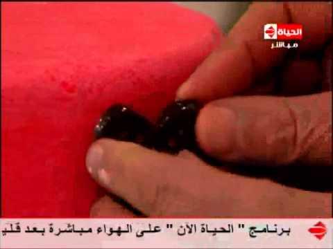كيك قلب عجينة السكر - شيف حسن - المطبخ Music Videos
