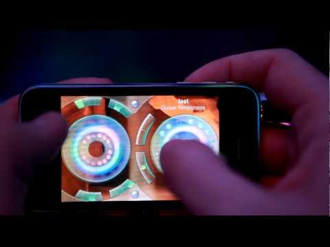 iHolophone (new app) hands-on