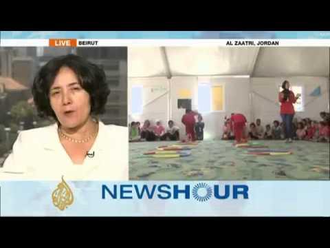 CHILD KILLERS----UN  Syria children risk being radicalised.mp4