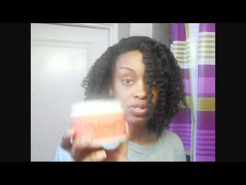 Review: Shea Moisture Curl Enhancing Smoothie and My Fluffy Braid out