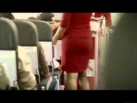 Does Air Asia Stewardess Used as Sex Object?