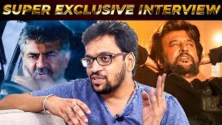 VISWASAM Trailer: Ajith's Counter Dialogue to Petta - Editor Ruben Reveals the Reason | RS 100