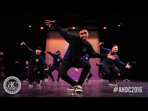 Kindred Culture - Showcase - The Academy Hip-Hop Dance Competition 2016
