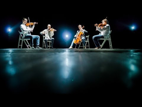 Katy Perry - Unconditionally (instrumental Cover) - Official String Quartet Cover video
