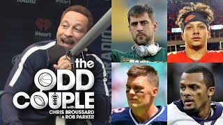 Chris Broussard & Rob Parker - Who is The Best NFL Quarterback RIGHT NOW?