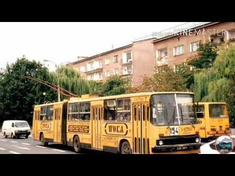 Stare Autobusy I Trolejbusy W Lublinie