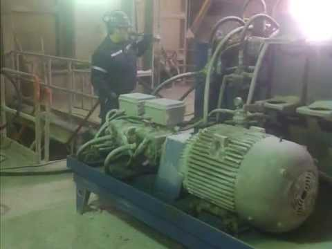 Potash Mill - Pump Wash