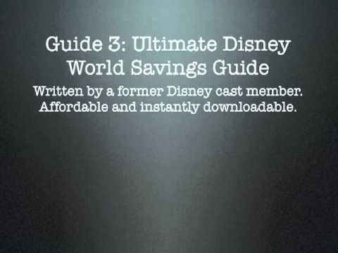 Walt Disney World Resort And Ticket Packages