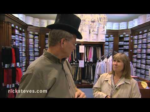 London, England: Swanky Shopping and Soho