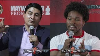 LEGENDS PREDICT MANNY PACQUIAO VS KEITH THURMAN FIGHT