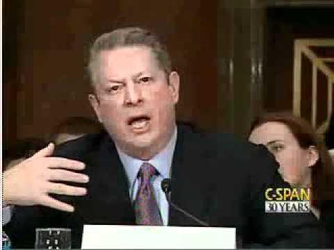 Al Gore on Sugarcane Ethanol