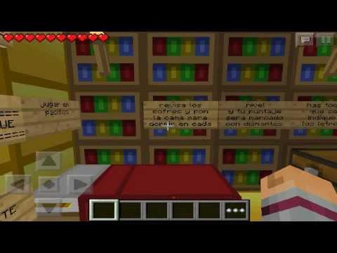 Minecraft PE: PARKOUR #4 El Mapa Troll