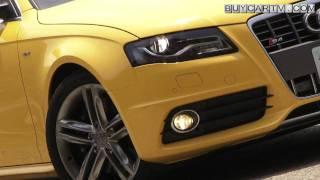 實用跑旅Audi S4 Avant新車試駕-1
