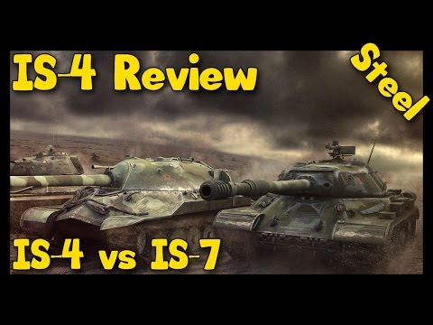 ► World of Tanks IS-4 Review   IS-4 vs IS-7